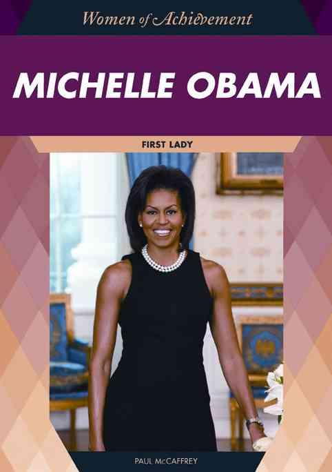 Michelle Obama By Mccaffrey Paul Ebay border=